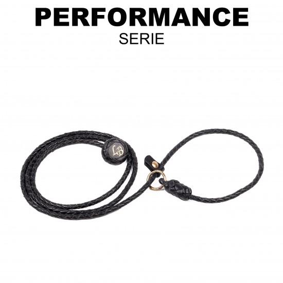 Show-leash, black