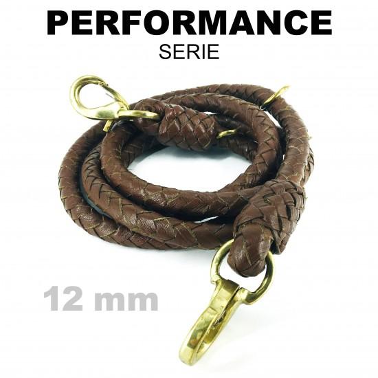 Lead rope, cognac